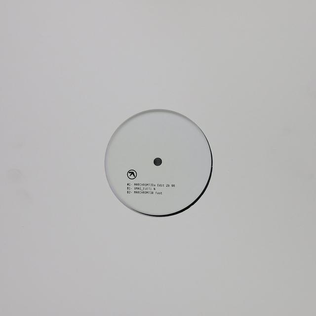 Aphex Twin MARCHROMT30A EDIT 2B 96 Vinyl Record