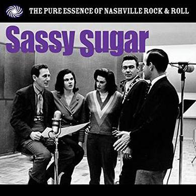 SASSY SUGAR / VARIOUS (UK) SASSY SUGAR / VARIOUS Vinyl Record - UK Release