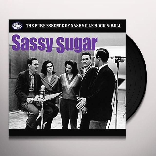 SASSY SUGAR / VARIOUS (UK) SASSY SUGAR / VARIOUS Vinyl Record - UK Import