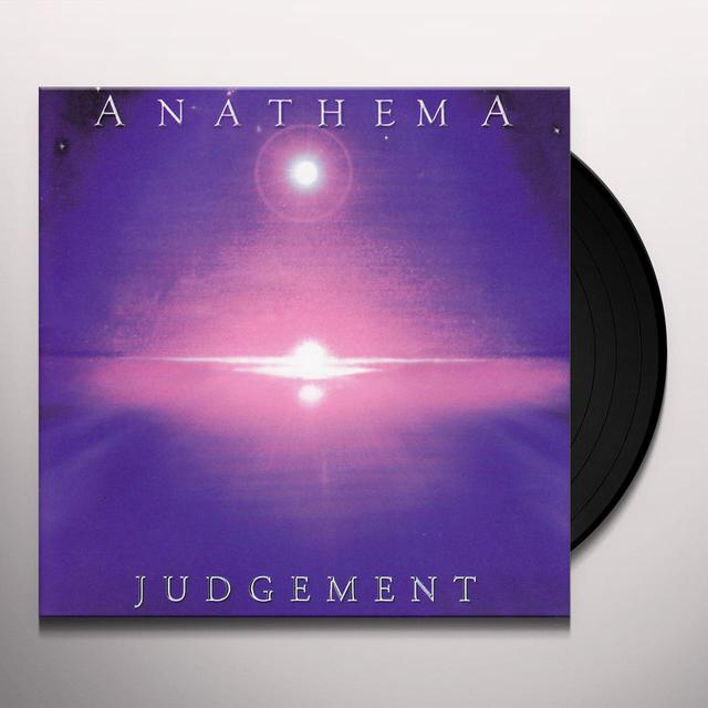Anathema JUDGEMENT (REMASTERED) Vinyl Record