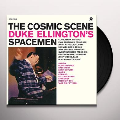 Duke Ellington COSMIC SCENE Vinyl Record - Spain Import