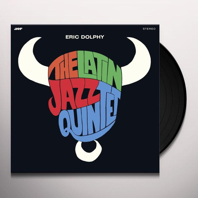 Eric Dolphy LATIN JAZZ QUINTET Vinyl Record - Spain Import