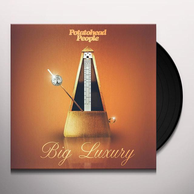 Potatohead People BIG LUXURY Vinyl Record - UK Release