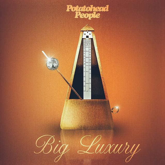 Potatohead People BIG LUXURY Vinyl Record - UK Import