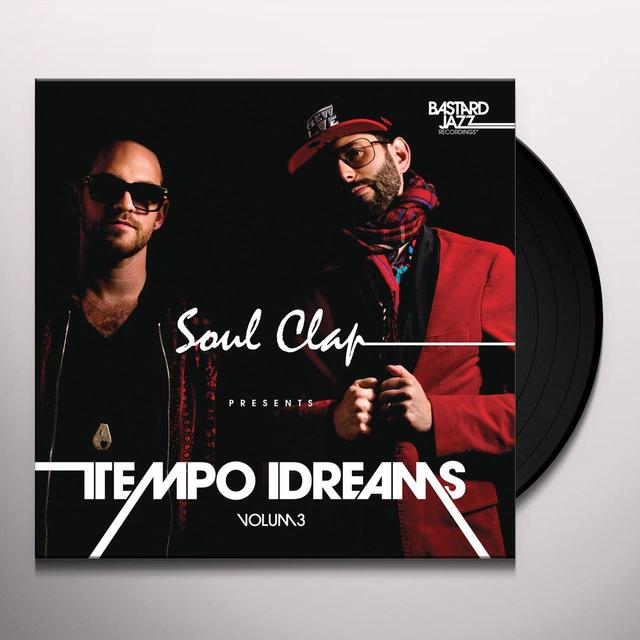 SOUL CLAP PRESENTS: TEMPO DREAMS VOL. 3 / VARIOUS Vinyl Record