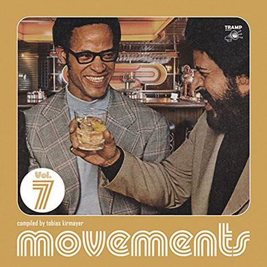 MOVEMENTS VOL. 7 / VARIOUS (UK) MOVEMENTS VOL. 7 / VARIOUS Vinyl Record