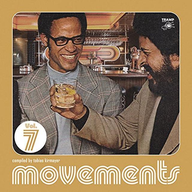MOVEMENTS VOL. 7 / VARIOUS (UK) MOVEMENTS VOL. 7 / VARIOUS Vinyl Record - UK Import