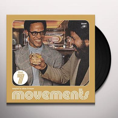 MOVEMENTS VOL. 7 / VARIOUS (UK) MOVEMENTS VOL. 7 / VARIOUS Vinyl Record - UK Import