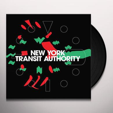 New York Transit Authority BROOKLYN UNDERGROUND Vinyl Record