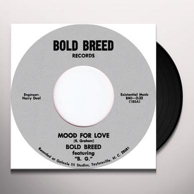 BOLD BREED MOOD FOR LOVE Vinyl Record - UK Import