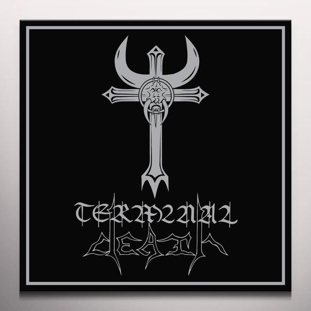 TERMINAL DEATH Vinyl Record - UK Release