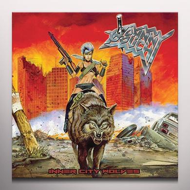 Johnny Touch INNER CITY WOLVES Vinyl Record - UK Import
