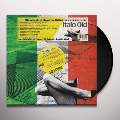 ITALO OLD / VARIOUS (ITA) ITALO OLD / VARIOUS Vinyl Record - Italy Release