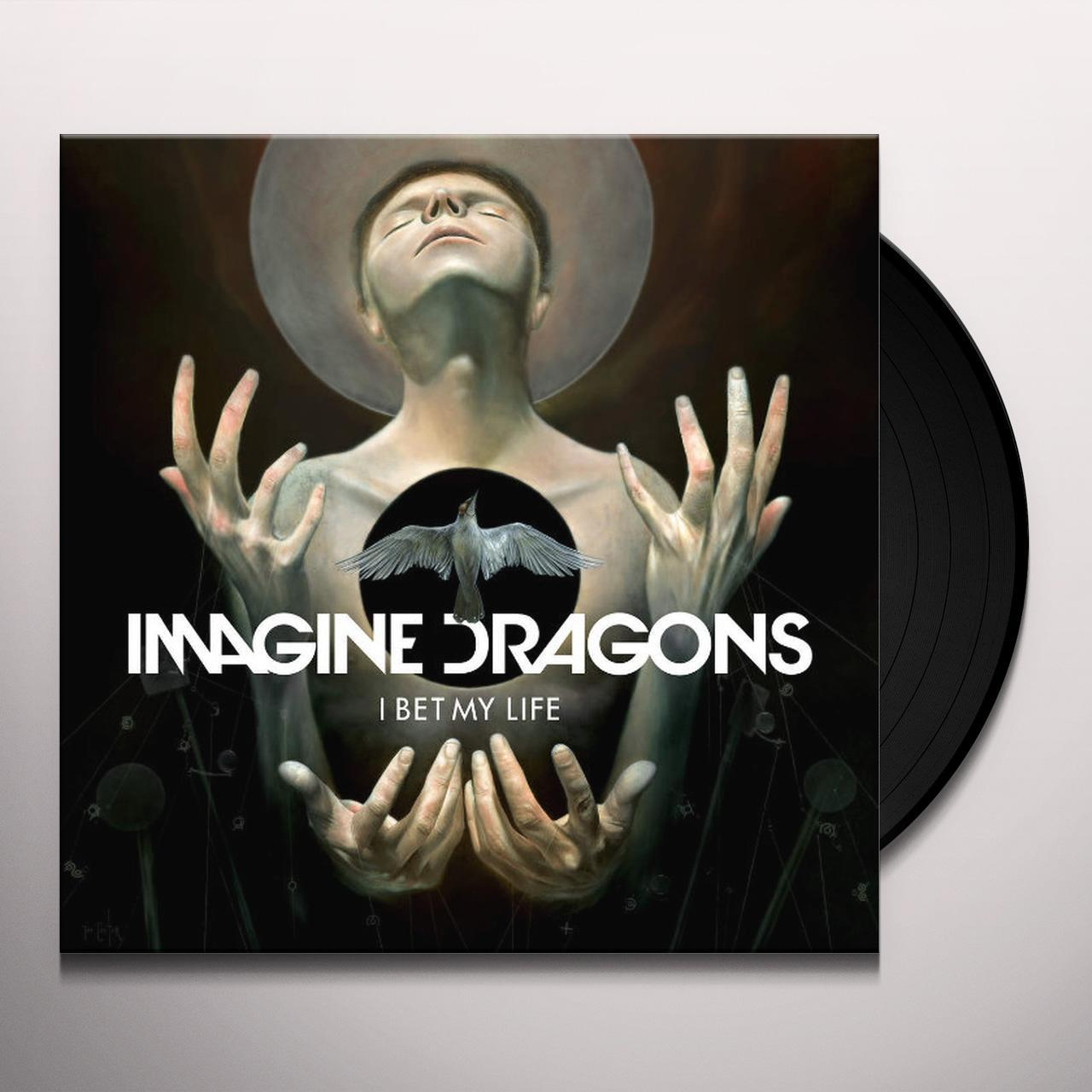 92caa4502f8 Imagine Dragons I BET MY LIFE Vinyl Record - UK Release