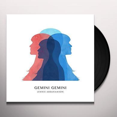 Jennie Abrahamson GEMINI GEMINI Vinyl Record - UK Release