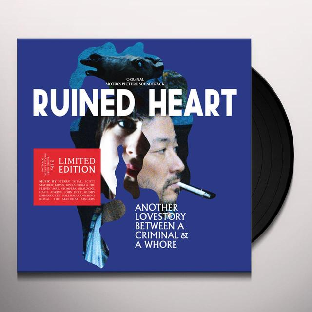 RUINED HEART / O.S.T. (UK) RUINED HEART / O.S.T. Vinyl Record - UK Import