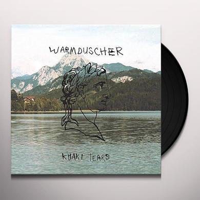 Warmduscher KHAKI TEARS Vinyl Record - UK Import