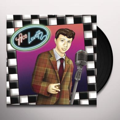ACE LOVER AMAZING BRAINS Vinyl Record