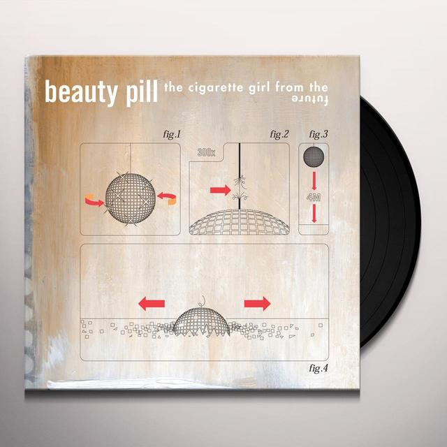 Beauty Pill CIGARETTE GIRL FROM THE FUTURE Vinyl Record - Gatefold Sleeve, Deluxe Edition, Reissue