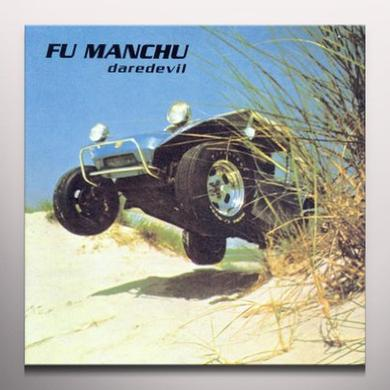 Fu Manchu DAREDEVIL Vinyl Record - Colored Vinyl, Green Vinyl