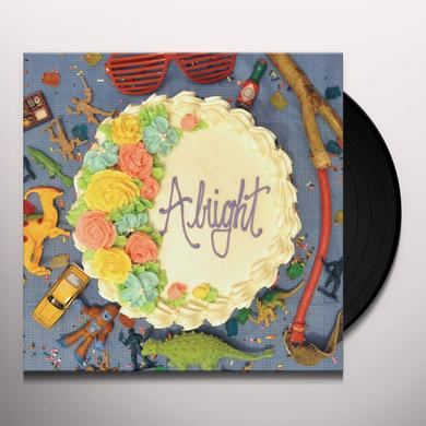 ALRIGHT Vinyl Record