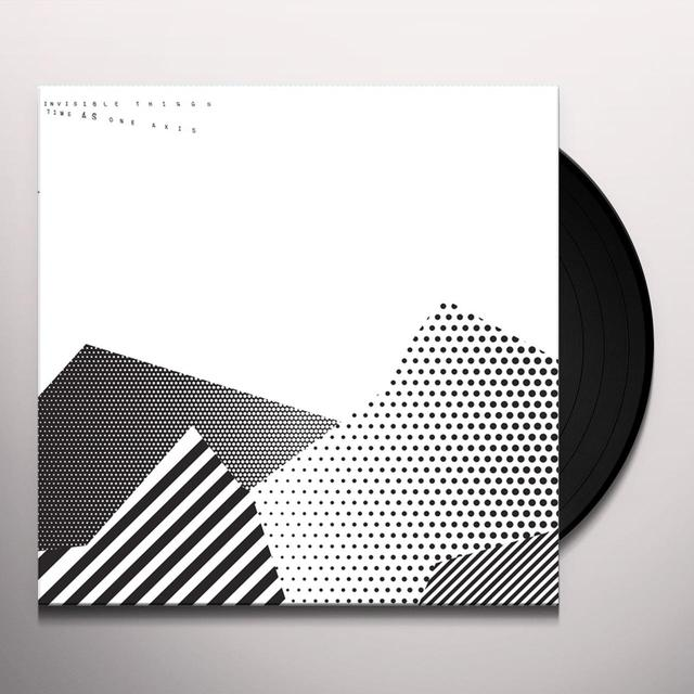 Invisible Things TIME AS ONE AXIS Vinyl Record