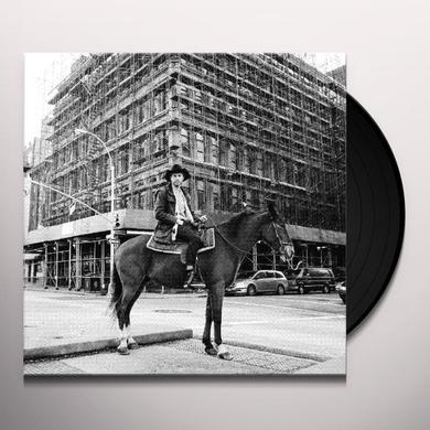 Drew Lustman CRYSTAL COWBOY Vinyl Record