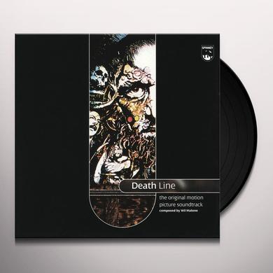 Wil Malone DEATH LINE / O.S.T. Vinyl Record