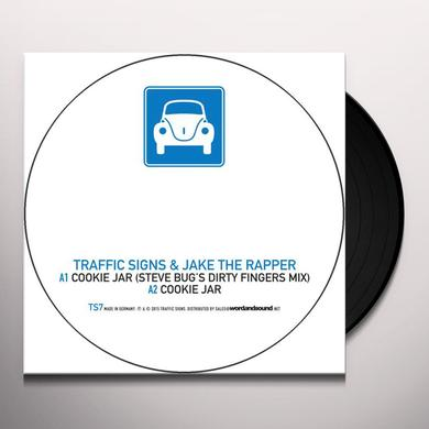 TRAFFIC SIGNS & JAKE THE RAPPER COOKIE JAR Vinyl Record