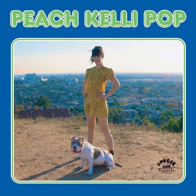 PEACH KELLI POP III Vinyl Record - Digital Download Included