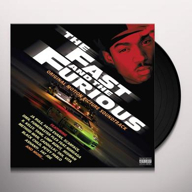 FAST & FURIOUS / O.S.T. Vinyl Record