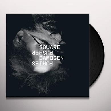 Squarepusher DAMOGEN FURIES Vinyl Record - Digital Download Included