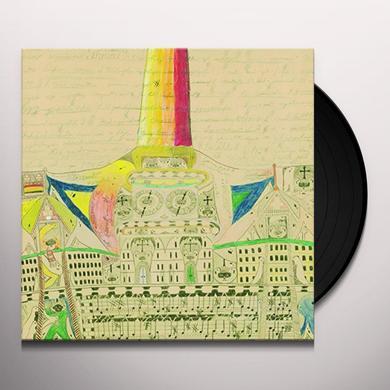 Adam Torres NOSTRA NOVA Vinyl Record