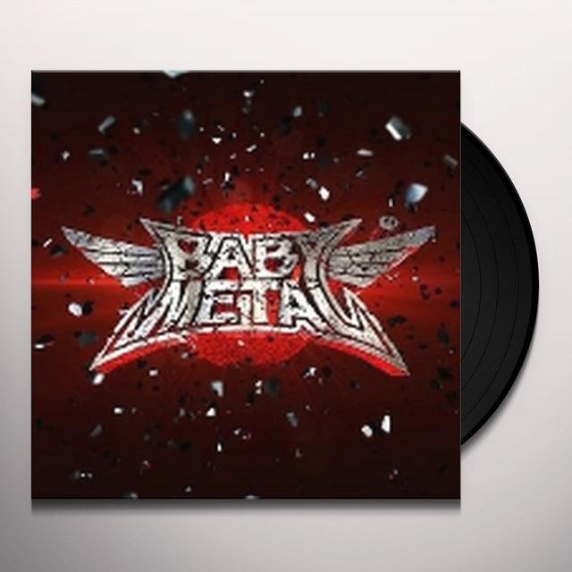 BABYMETAL Vinyl Record - Japan Import
