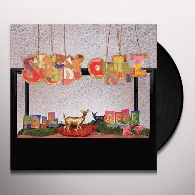 Speedy Ortiz FOIL DEER Vinyl Record - Digital Download Included