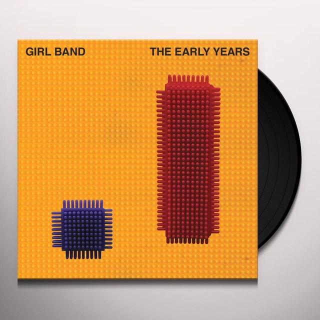 GIRL BAND EARLY YEARS Vinyl Record - Digital Download Included