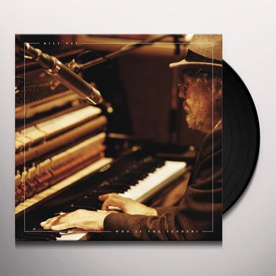 Bill Fay WHO IS THE SENDER Vinyl Record