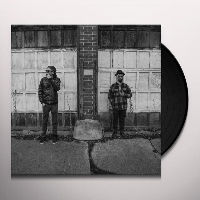 L'Orange / Jeremiah Jae NIGHT TOOK US IN LIKE FAMILY Vinyl Record
