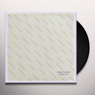George Fitzgerald FADING LOVE Vinyl Record - 180 Gram Pressing, Digital Download Included
