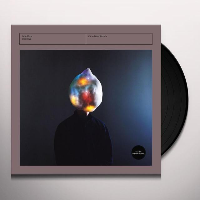 Anne Hytta DRAUMSYN Vinyl Record