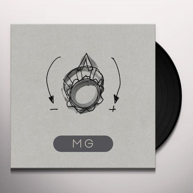 MG Vinyl Record - w/CD