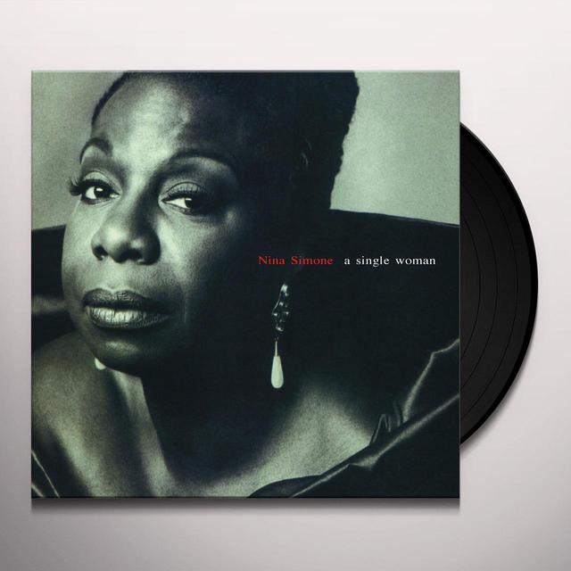 Nina Simone SINGLE WOMAN: EXPANDED (EXP) Vinyl Record - Holland Import