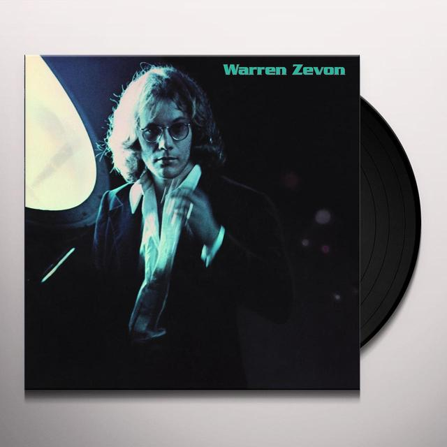 WARREN ZEVON Vinyl Record - Holland Import
