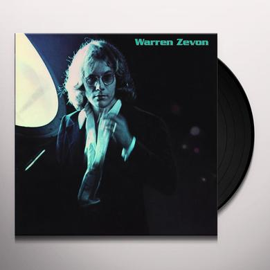 WARREN ZEVON Vinyl Record - Holland Import