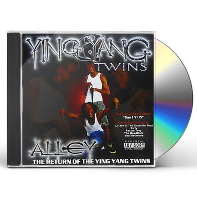 Ying Yang Twins ALLEY RETURN OF CD