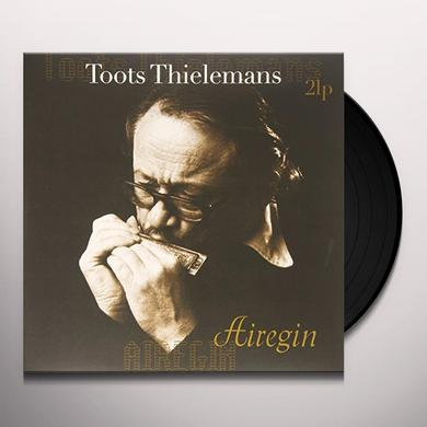 Toots Thielemans AIREGIN Vinyl Record - Holland Import