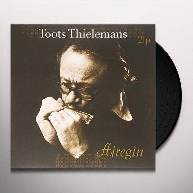 Toots Thielemans AIREGIN Vinyl Record - Holland Import