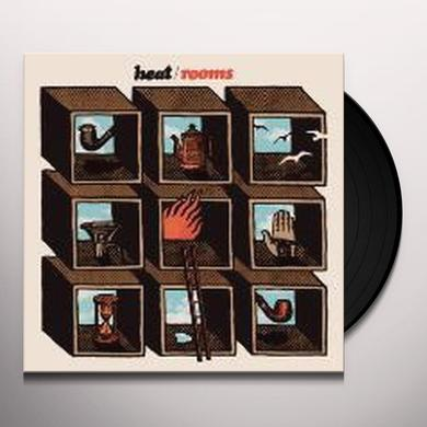 Heat ROOMS Vinyl Record - UK Import