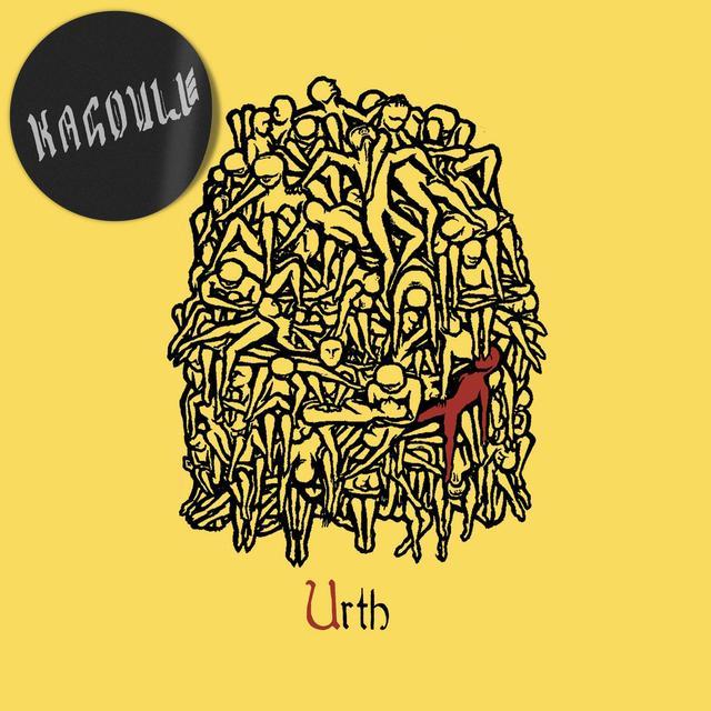 Kagoule URTH Vinyl Record