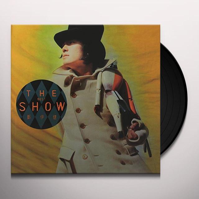 Ekin Cheung BEST SHOW (HK) Vinyl Record